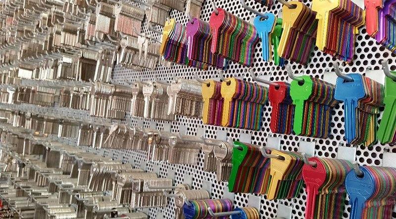 La llave, un utensilio muy usado